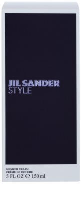 Jil Sander Style creme de duche para mulheres 1