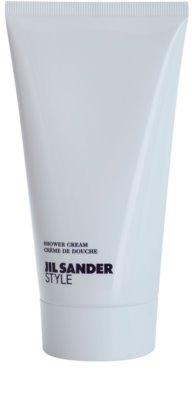 Jil Sander Style creme de duche para mulheres 2
