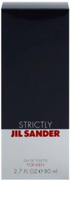 Jil Sander Strictly Eau de Toilette für Herren 4