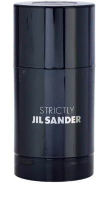 Jil Sander Strictly desodorante en barra para hombre