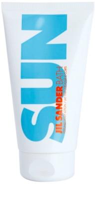 Jil Sander Sun Bath leite corporal para mulheres