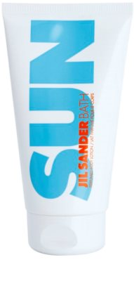 Jil Sander Sun Bath tělové mléko pro ženy