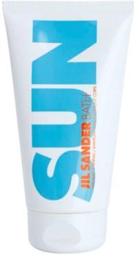Jil Sander Sun Bath sprchový gel pro ženy