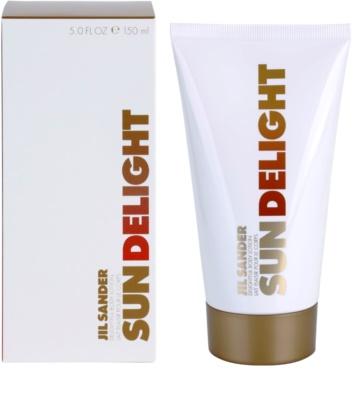 Jil Sander Sun Delight leche corporal para mujer
