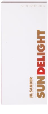 Jil Sander Sun Delight гель для душу для жінок 3