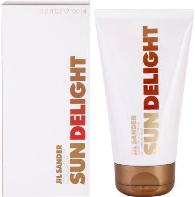 Jil Sander Sun Delight gel de duche para mulheres
