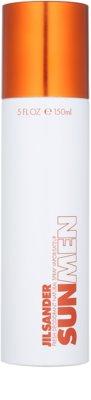 Jil Sander Sun for Men deodorant Spray para homens