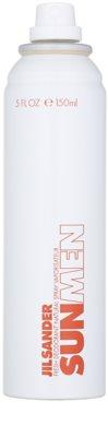 Jil Sander Sun for Men deodorant Spray para homens 1