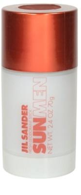 Jil Sander Sun for Men desodorizante em stick para homens