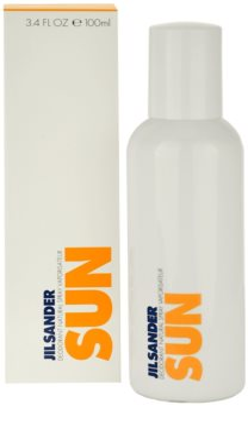 Jil Sander Sun desodorante en spray para mujer