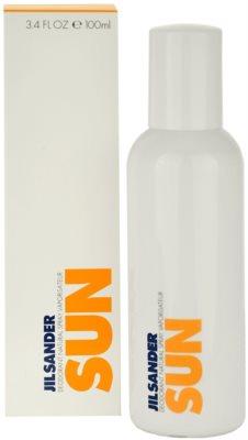 Jil Sander Sun дезодорант-спрей для жінок