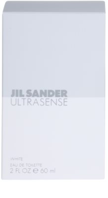 Jil Sander Ultrasense White Eau de Toilette for Men 4