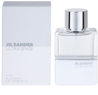 Jil Sander Ultrasense White Eau de Toilette for Men