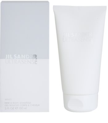 Jil Sander Ultrasense White gel de ducha para hombre