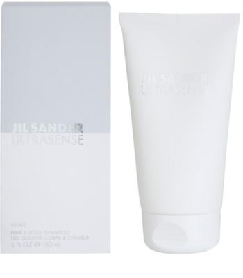 Jil Sander Ultrasense White Shower Gel for Men