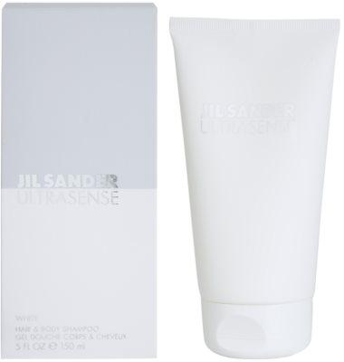 Jil Sander Ultrasense White żel pod prysznic dla mężczyzn