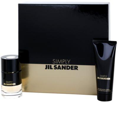 Jil Sander Simply ajándékszett