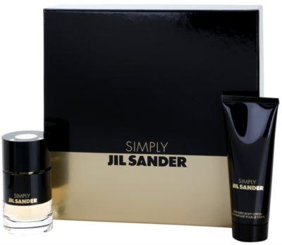 Jil Sander Simply lote de regalo