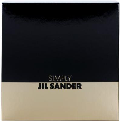Jil Sander Simply dárková sada 3