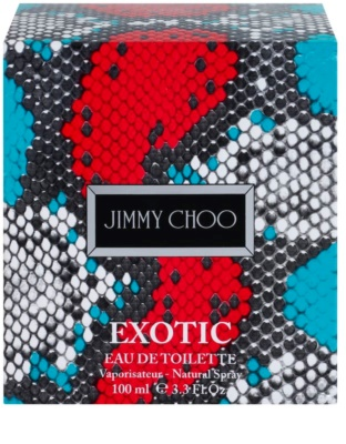 Jimmy Choo Exotic (2015) Eau de Toilette für Damen 4