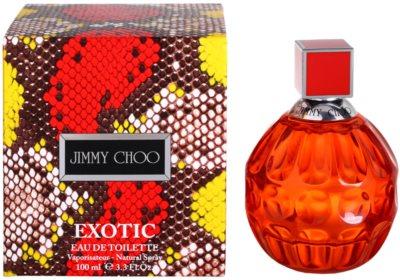 Jimmy Choo Exotic (2014) eau de toilette para mujer