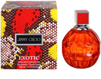 Jimmy Choo Exotic (2014) toaletna voda za ženske