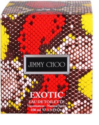 Jimmy Choo Exotic (2014) toaletna voda za ženske 4