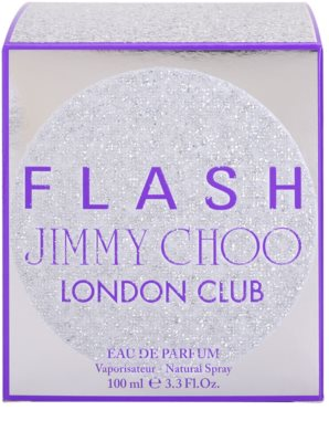 Jimmy Choo Flash London Club eau de parfum nőknek 4
