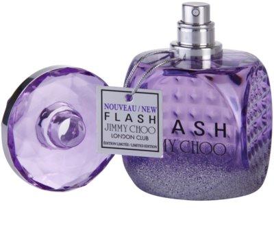 Jimmy Choo Flash London Club eau de parfum teszter nőknek 1