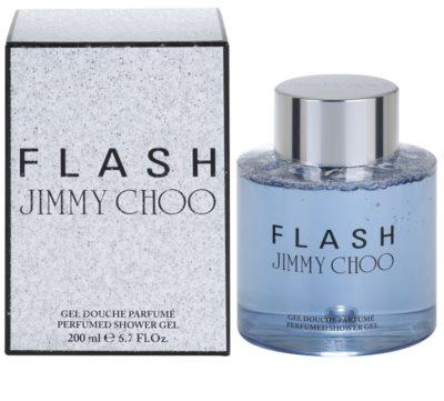 Jimmy Choo Flash gel de duche para mulheres