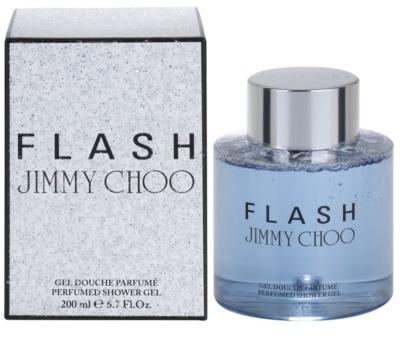 Jimmy Choo Flash gel de dus pentru femei