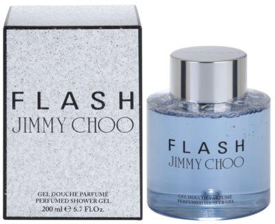 Jimmy Choo Flash sprchový gél pre ženy