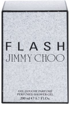 Jimmy Choo Flash gel de duche para mulheres 3