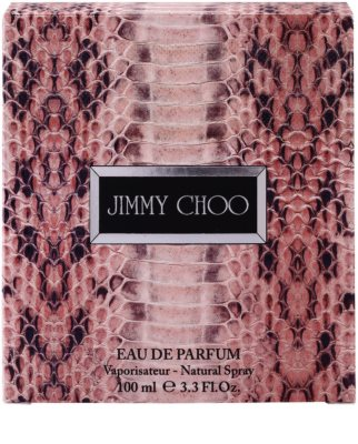 Jimmy Choo For Women eau de parfum nőknek 3