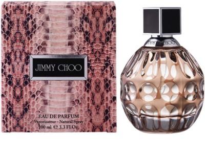 Jimmy Choo For Women parfémovaná voda pre ženy