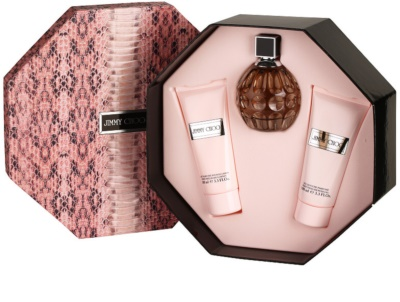 Jimmy Choo For Women lote de regalo 4