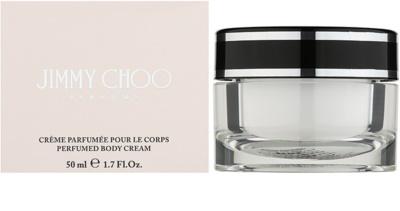 Jimmy Choo For Women crema corporal para mujer