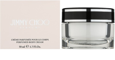 Jimmy Choo For Women Körpercreme für Damen