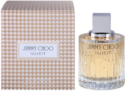 Jimmy Choo Illicit Eau de Parfum para mulheres
