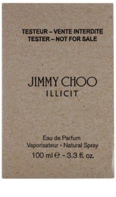 Jimmy Choo Illicit eau de parfum teszter nőknek 2