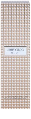 Jimmy Choo Illicit leite corporal para mulheres 2