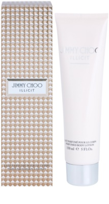 Jimmy Choo Illicit leite corporal para mulheres