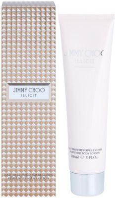 Jimmy Choo Illicit молочко для тіла для жінок