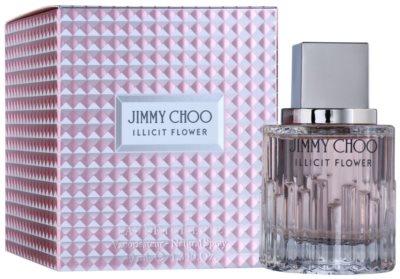 Jimmy Choo Illicit Flower Eau de Toilette für Damen 1