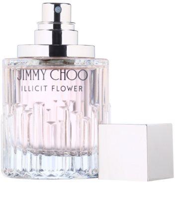 Jimmy Choo Illicit Flower Eau de Toilette für Damen 3