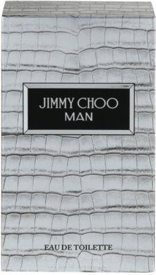 Jimmy Choo Man toaletna voda za moške 4