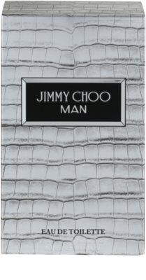 Jimmy Choo Man Eau de Toilette para homens 4