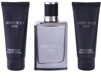 Jimmy Choo Man lotes de regalo 1