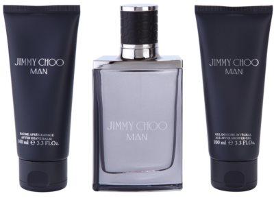 Jimmy Choo Man coffrets presente 1
