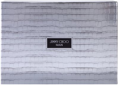 Jimmy Choo Man lotes de regalo 2